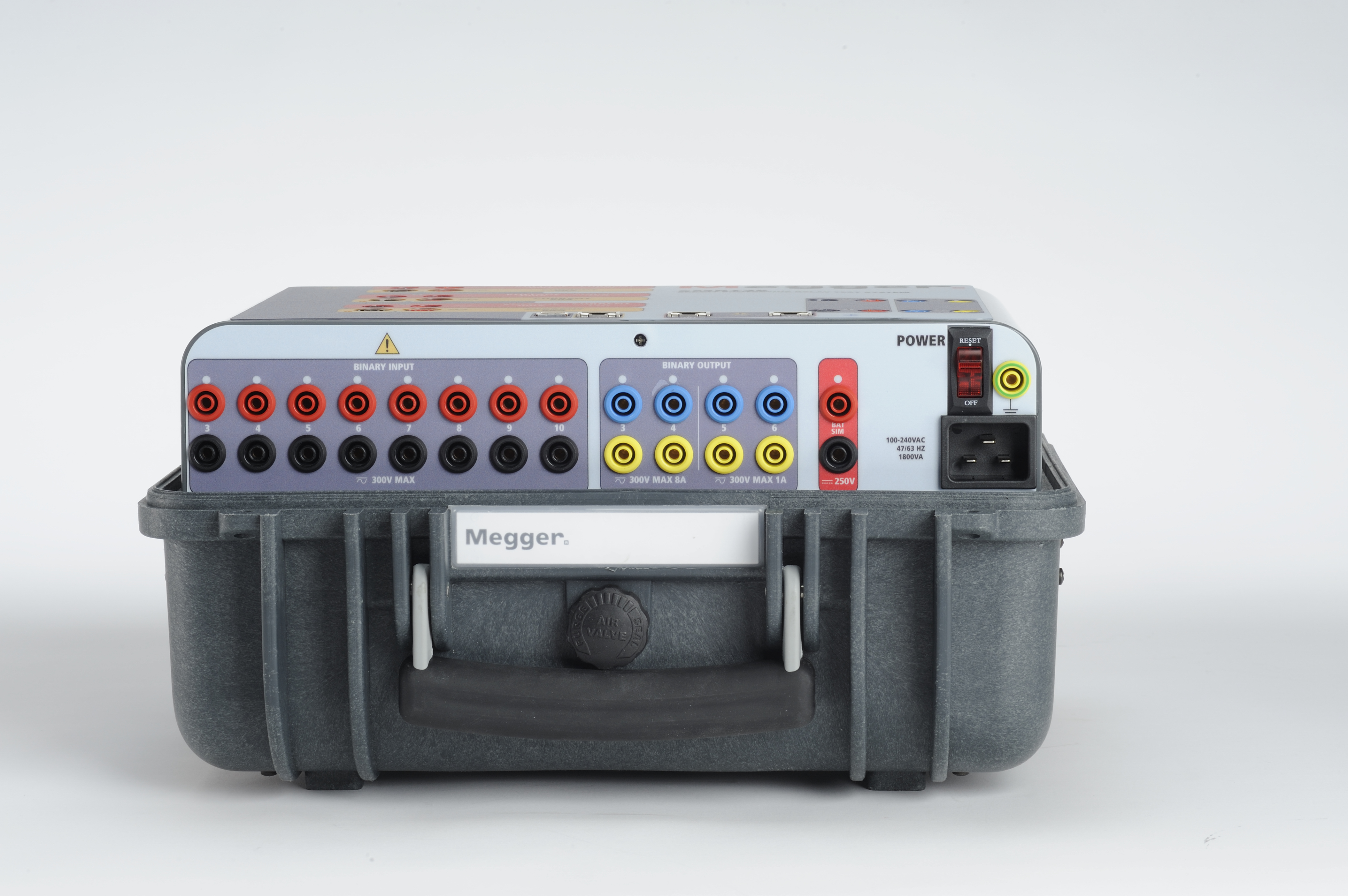 Megger's New SMRT 36 – The Smart Solution For Protective Relay ...